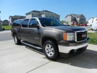 This is a beautifully kept 2008 GMC Sierra SLT 1500
