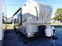 2014 Forest River Work and Play 30FBW Toy Hauler TT.