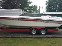 Please call owner Craig at . Boat is in Blue Mounds,