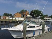 Please call owner Joe at . Boat is in Lindenhurst, New