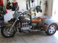 1997 custom Trike - Honda Valkyrie - One of a Kind.