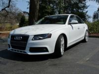 For sale is a gorgeous and rare Audi A4 Stasis. I'm the