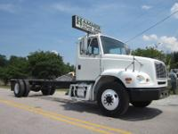 2004 Freightliner FL-112 Cab and Chassis, Merecedes MBE