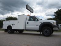 2006 Ford F-550 Service / Utility / Mechanic's Truck,