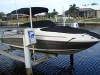 2006 Sea Ray 220 SUNDECK Good times just keep getting