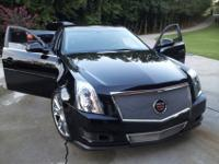 A truly showroom quality Cadillac CTS! This car turns