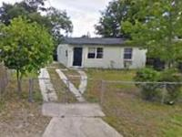 Out-of-town seller. This is a CBS fixer upper home for