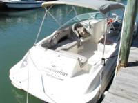 2003 Sea Ray 270 SUNDECK THIS A BROKERAGE BOAT. Some