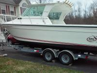 27' GLE Baha Cruiser, pilot house or some would