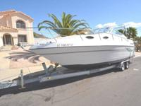 27' Four Winns 278 Vista Cruiser w/trailer  1997  US