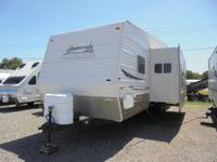 For sale is a nice 27 foot 2007 Adventure Timberlodge
