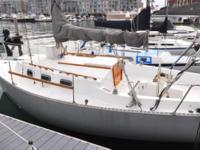 27 ft sailboat the make is (nuvo) Sell todaY Best offer
