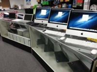 "BIG SALE ON ALL IMACS 17"" AS LOW AS $199 20"" ALL IN ONE"
