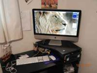 "selling my 27"" iMac it is the late 2010 model and has"