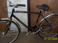 Like New! I have a 7 rate, 27 inch Schwinn bike. I
