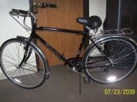 Like New! I have a 7 speed, 27 inch Schwinn bike. I