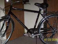 Like New! I have a 7 speed, 27 inch Schwinn bike. I