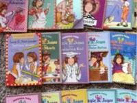 Junie B. Jones books, in great condition, paid $ 4.99