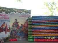 Series 1-24, 37, & 39 Magic tree house books by Mary