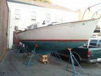 1962 Tartan 27 full keel w/swing keel Coastal Cruiser