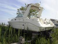 Call Boat Owner Eugene  . 27' Sea Ray Sundancer 1982