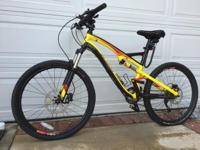 SPECIALIZED Camber Comp FSR. (2012) Perfect condition,