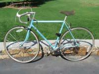 For sale is a 12 speed Univega Nuovo Sport with