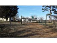 Rural country home for sale on 2 acres just northeast