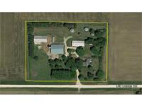 Attractive Rural Setting located near Alburnett on a