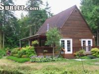 Sublet.com Listing ID 2296764. The Cabin on Marrowstone