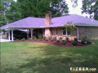 This is a beautiful home located on a 1700-acre Lake in