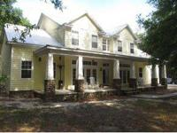 COUNTRY LIVING AT IT'S BEST. 2007 CUSTOM-BUILT 5BR/5BA