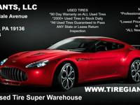 TIRE GIANTS, LLC.  NEW & USED FED UP INCREDIBLY