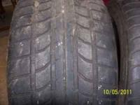 I have 2 very good BF GOODRICH 275 /40 zr 17 tires $