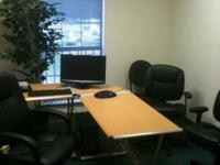 Unlimited access to private office. flexible term.