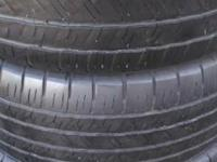 Hello viewers i am here selling. 4 275/55/20 tires for