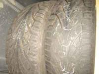 We have a pair of General Used Tires. Excellent tread
