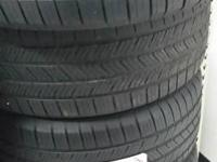 WE HAVE A SET OF 4 GOOD USED 275/55R20 GOODYEAR EAGLE