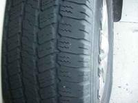 Selling ( 4 ) Good year Wranglers 275/65 R18. Just put