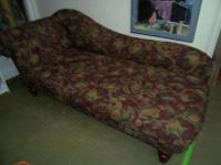 Chaise SofaVery nice - like new!!$275.00(any fair offer