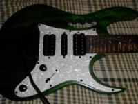 DYI Jem Style Electric Guitar. This is a do-it-yourself