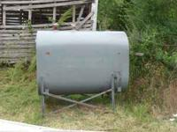 2006 model, 275 gal oil tank for sale. Like new