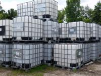 I have several 275 Gallon IBC Tanks for sale. Food