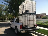 Hello, I have 275 Gallon IBC Tote Tanks in Stock 275