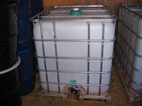 I have 275 gallon food grade totes for $150 and non