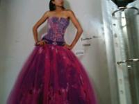 i have a xcite prom dress my dad bought me for senior