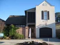 Beautiful 4 bedroom, 3 bath home is located in the