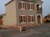 New construction on this commercially zoned property