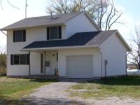 This is a 4Br 11/2 bath home with insulated garage and