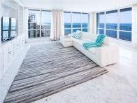 This ocean front penthouse makes no apologies for its